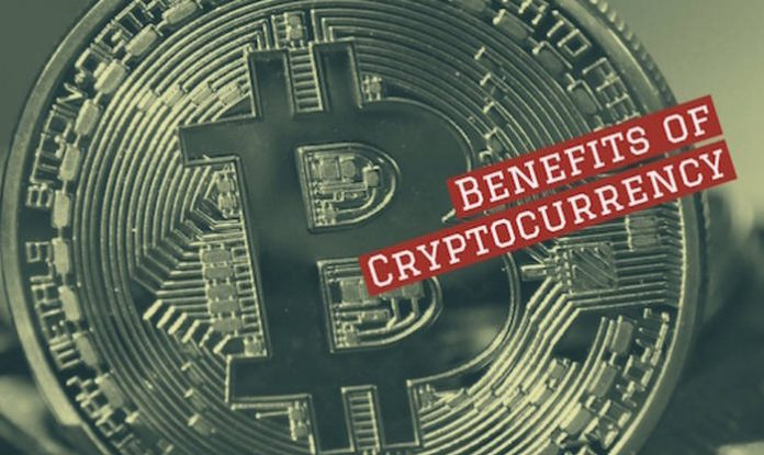 Benefits of crypto